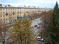 Новосибирск, Краснодонский 2-й переулок, дом 5. многоквартирный дом
