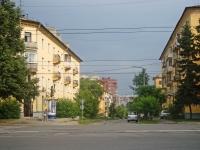 Новосибирск, Краснодонский 2-й переулок, дом 6. многоквартирный дом
