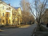 Novosibirsk, alley Krasnodonsky 1-y, house 4. Apartment house