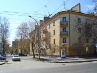 Novosibirsk, alley Krasnodonsky 1-y, house 5. Apartment house