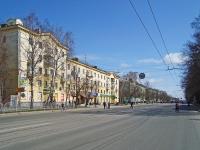 Novosibirsk, alley Krasnodonsky 1-y, house 7. Apartment house