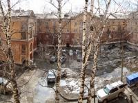 Novosibirsk, alley Krasnodonsky 1-y, house 9. Apartment house