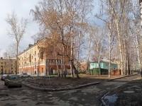 Новосибирск, Краснодонский 1-й переулок, дом 12. многоквартирный дом