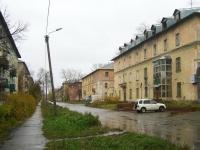 Новосибирск, улица Бурденко, дом 6. офисное здание