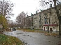 Новосибирск, улица Бурденко, дом 9. многоквартирный дом