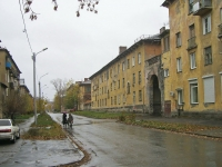 Novosibirsk, st Burdenko, house 14. Apartment house