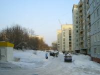 Novosibirsk, st Tulskaya, house 88. Apartment house