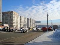 Novosibirsk, st Tulskaya, house 90. Apartment house