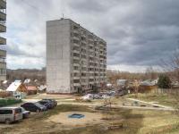 Новосибирск, улица Тульская, дом 152. многоквартирный дом