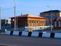 Новосибирск, улица Большевистская, дом 5. строящееся здание