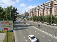 Новосибирск, улица Большевистская, дом 175/6. многоквартирный дом