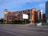 Novosibirsk, st Bolshevistskaya, house 43. Apartment house