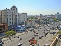 Новосибирск, улица Кирова, дом 46. многоквартирный дом