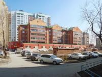 Новосибирск, улица Кирова, дом 108/1. многоквартирный дом