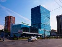 Новосибирск, улица Кирова, дом 23. офисное здание