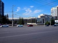 Новосибирск, улица Кирова, дом 44. офисное здание