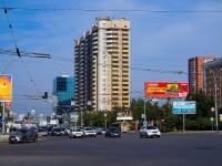 Новосибирск, улица Кирова, дом 25. многоквартирный дом
