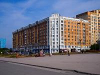 Новосибирск, улица Кирова, дом 27. многоквартирный дом