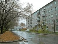 Новосибирск, улица Гаранина, дом 17. многоквартирный дом
