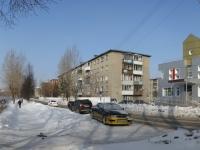 Новосибирск, улица Гаранина, дом 5. многоквартирный дом