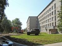 Новосибирск, улица Вилюйская, дом 30. общежитие НГПУ, №1