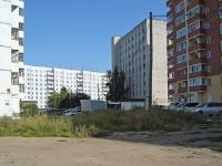 Новосибирск, улица Вилюйская, дом 45. общежитие НГПУ, №4