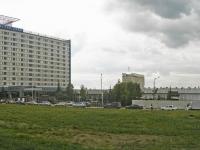 """Новосибирск, улица Добролюбова, дом 2. гостиница (отель) """"River Park Hotel"""""""