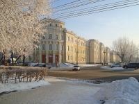 Новосибирск, улица Добролюбова, дом 12. дом/дворец культуры им. Попова