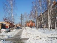 Новосибирск, улица Добролюбова, дом 52. общежитие НГАСУ, №3