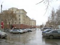 Новосибирск, улица Добролюбова, дом 93. общежитие НГАСУ, №1