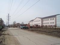 Новосибирск, улица Добролюбова, дом 111. органы управления Сибирь, федеральное управление автомобильных дорог