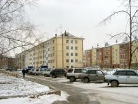 Новосибирск, улица Добролюбова, дом 158. общежитие НГАУ