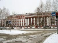 Новосибирск, улица Добролюбова, дом 160. университет Новосибирский государственный аграрный университет (НГАУ)
