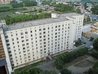 Новосибирск, улица Добролюбова, дом 164. общежитие НГАУ