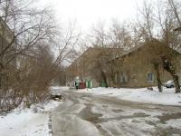 Новосибирск, улица Добролюбова, дом 199. многоквартирный дом