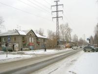 Новосибирск, улица Добролюбова, дом 201. многоквартирный дом