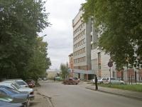 Novosibirsk, Yakushev st, house 41. hospital