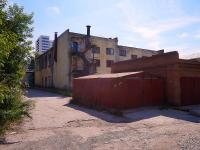 Новосибирск, улица Якушева, дом 21. спортивный комплекс