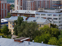 Novosibirsk, Yakushev st, house 39. Apartment house