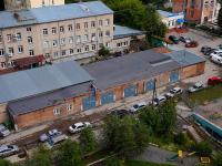 Новосибирск, улица Якушева. гараж / автостоянка