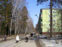 Новосибирск, проезд Весенний, дом 4А. многоквартирный дом