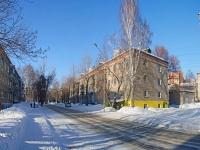 Новосибирск, улица Ветлужская, дом 8. многоквартирный дом