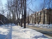 Новосибирск, улица Ветлужская, дом 11. многоквартирный дом