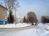 Новосибирск, улица Новоморская, дом 4. ГЭС