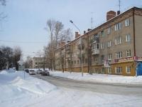 Novosibirsk, st Novomorskaya, house 6. Apartment house