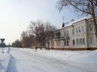 Novosibirsk, st Novomorskaya, house 8. Apartment house
