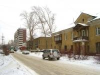 Novosibirsk, st Daurskaya, house 5. Apartment house