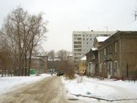 Новосибирск, улица Даурская, дом 7. многоквартирный дом