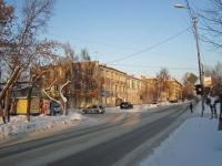 Novosibirsk, st Kombinatskaya, house 3А. office building