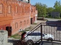Новосибирск, улица Владимировская, дом 1/1. многоквартирный дом